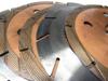 Picture of 4 Brake Discs 2 Plates Massey Ferguson 1860964M2 1860965M2