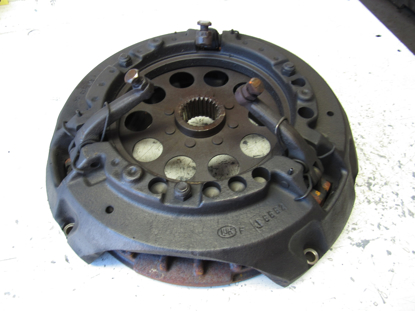 Picture of Massey Ferguson 3701015M92 Clutch Pressure Plate Cover Assy