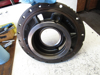 Picture of Massey Ferguson 1860881M1 RH Right Differential Bearing Housing Plate
