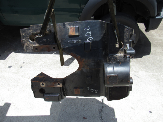 Picture of Massey Ferguson 3813248M91 Front Axle Support Housing Frame Bracket 3801532M4