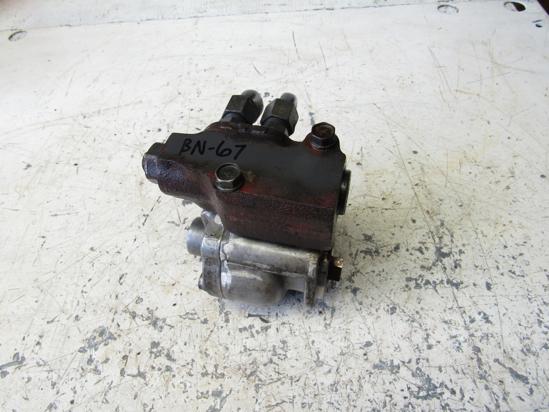 Picture of Kubota 6C090-36300 Hydraulic Pump & 6C090-36090 Flow Divider Valve 6C090-36308 6C090-36094