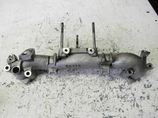 Picture of Intake Manifold 2436009S off Kohler ECV740 EFI Toro Grandstand 74519