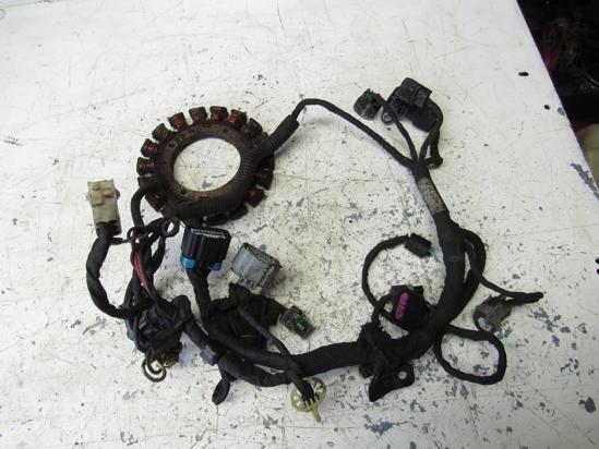 Picture of Wiring Wire Harness Stator 237878-S off Kohler ECV740 EFI Toro Grandstand 74519
