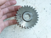Picture of Yamaha 5EH-17151-00-00 5th Pinion Gear 27T to 2008 Big Bear 400 ATV 4 Wheeler