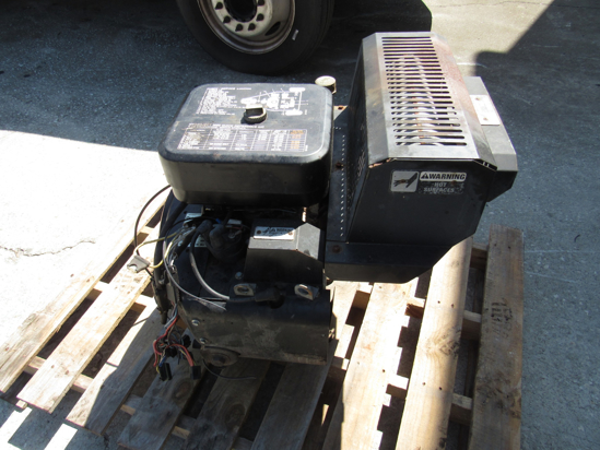 Picture of Onan P224G-I Gas Engine 980cc 24HP Electric Start 248Hrs Toro 86-8990 Hydroject 3000