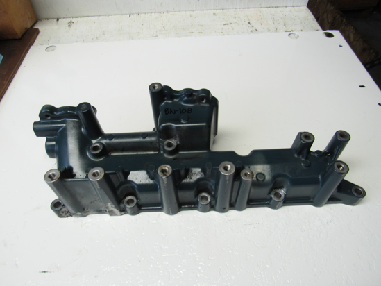 Picture of Kubota 1J705-11770 Intake Inlet Manifold off V2607-CR-T-EF08