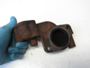 Picture of Kubota 1J705-17310 EGR Cooler Base Flange Pipe off V2607-CR-T-EF08