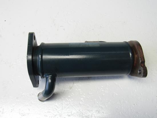 Picture of Kubota 1J705-71410 EGR Cooler off V2607-CR-T-EF08 marked 1J705-7141-1