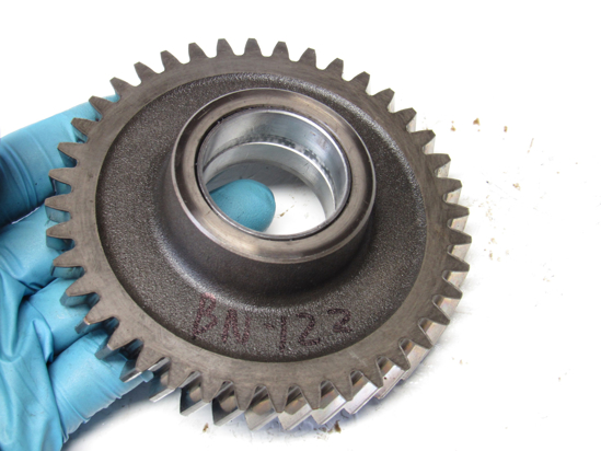 Picture of Kubota 1J705-24010 Timing Idler Gear off V2607-CR-T-EF08
