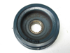 Picture of Kubota 1J730-74283 Crankshaft Fan Drive Pulley off V2607-CR-T-EF08 1J730-74282