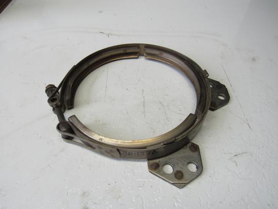 Picture of Kubota 1J801-18800 DPF Band Clamp Bracket 1J813-18800