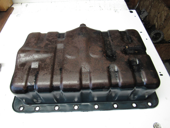 Picture of Kubota 1C020-01500 Oil Pan Sump off V3800-CR-TI-EV13