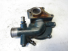 Picture of Kubota 1J500-73060 Water Pump Support off V3800-CR-TI-EV13 1J500-73062