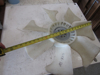 Picture of Kubota 1G377-74110 Radiator Cooling Fan