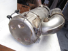 Picture of Kubota 1J586-19106 Selective Catalytic Reduction SCR Muffler 1J586-19105 1J586-19104