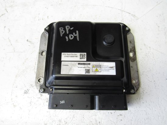 Picture of Kubota 1H271-60202 ECU 1J773-59051 Engine Control Unit