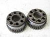 Picture of Kubota 1G772-24100 Crankshaft Timing Gear to certain V3307 Caterpillar C3.3B Cat 387-9841