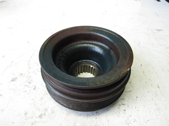 Picture of Kubota 1J757-74282 Crankshaft Fan Drive Pulley to certain V3307