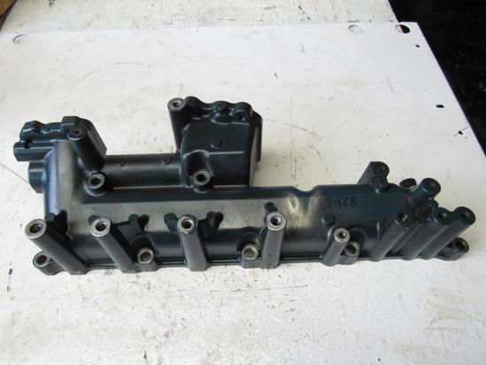 Picture of Kubota 1J771-11770 Inlet Intake Manifold to certain V3307 & Cat C3.3B Caterpillar 436-0853