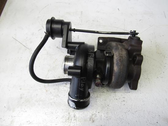 Picture of Kubota 1J774-17015 Turbocharger to certain V3307 engine NEEDS REBUILD 1J774-17016 1J774-17014