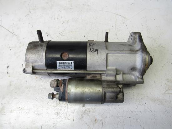 Picture of Kubota 1J755-63012 Mitsubishi Starter to certain V3307 engine 1J755-63010