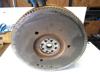 Picture of Kubota 1J755-25014 Flywheel w/ Ring Gear to certain V3307 engine 1J755-25012 1J755-25010 1G777-63820 1G777-63821
