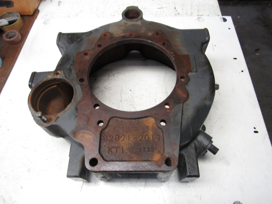 Picture of Kubota 32821-20100 32821-20110 Flywheel Bell Housing to certain V2403-CR engine 32821-2011