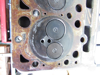 Picture of Kubota 1J801-03040 Cylinder Head to Common Rail V2403-CR engine