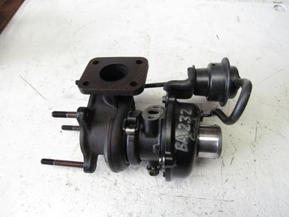 Picture of Kubota 1J802-17010 Turbocharger to certain V2403-CR engine 1J802-17011
