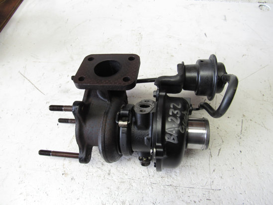 Picture of Kubota 1J802-17010 Turbocharger to certain V2403-CR engine 1J802-17011