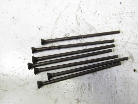 Picture of 7 Kubota 1A091-15110 Push Rods to certain V2403 engine
