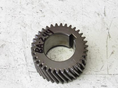 Picture of Kubota 1A457-24110 Crankshaft Gear to certain V2403-CR engine