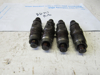 Picture of 4 Kubota 16419-53900 Fuel Injectors to certain V2403-M engine FOR PARTS 16419-53905