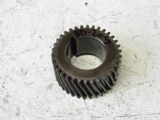 Picture of Kubota 15401-24110 Crankshaft Gear to certain V2403-M engine 15401-24113 15401-24114