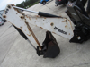 Picture of Bobcat 709 Backhoe Attachment for Skid Steer Loader Quick Attach
