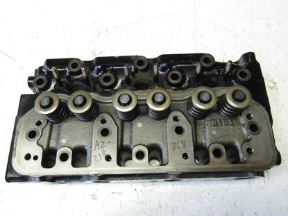 Picture of John Deere AM878523 Cylinder Head Yanmar 3TNE82A