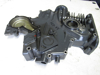 Picture of Kubota 1G460-04024 Front Timing Cover Gear Case off 2017 D902 engine 01K0020A3