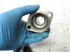 Picture of Kubota 16394-72702 Thermostat Housing Water Flange & Cover off D1105-E 16219-73260