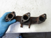 Picture of Kubota 16218-12310 Exhaust Manifold to certain D1105-E