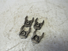 Picture of 4 Caterpillar Cat 436-1097 Injector Clamps to certain C3.3B & Kubota 1J770-53150 V3307-CR V2607-CR engine