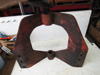 Picture of Ditch Witch 313-120 313-045 Front Axle Differential Mount Bracket off 3500DD Trencher