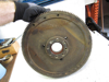 Picture of Flywheel w/ Ring Gear off Deutz F3L1011 out of Ditch Witch 3500DD Trencher