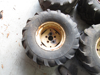Picture of 4 Tires & Wheels off Ditch Witch 3500 Trencher 26x12.00-12 205-290