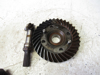 Picture of Kubota 31353-99120 Front 4WD Axle Ring & Pinion Gear Set 7-34T