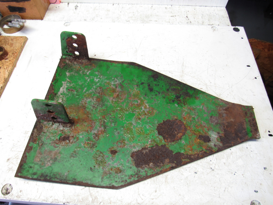 Picture of John Deere AE57666 LH Left Gage Shoe Skid 916 926 936