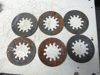 Picture of 6 Claas 0008147290 8147290 814729.0 Spring Plates