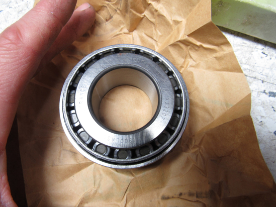 Picture of Claas 0002157760 2157760 215776.0 Tapered Roller Bearing & Race Timken x33207 y33207