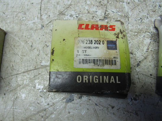 Picture of 4 Claas 0002382020 2382020 238202.0 Ball Bearings