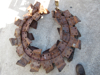 """Picture of Ditch Witch Digging Chain off R40 Trencher 62 links 31 teeth 3.067"""" Pitch"""
