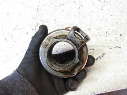 Picture of Ditch Witch 195-664 Clutch Throwout Bearing Housing Holder